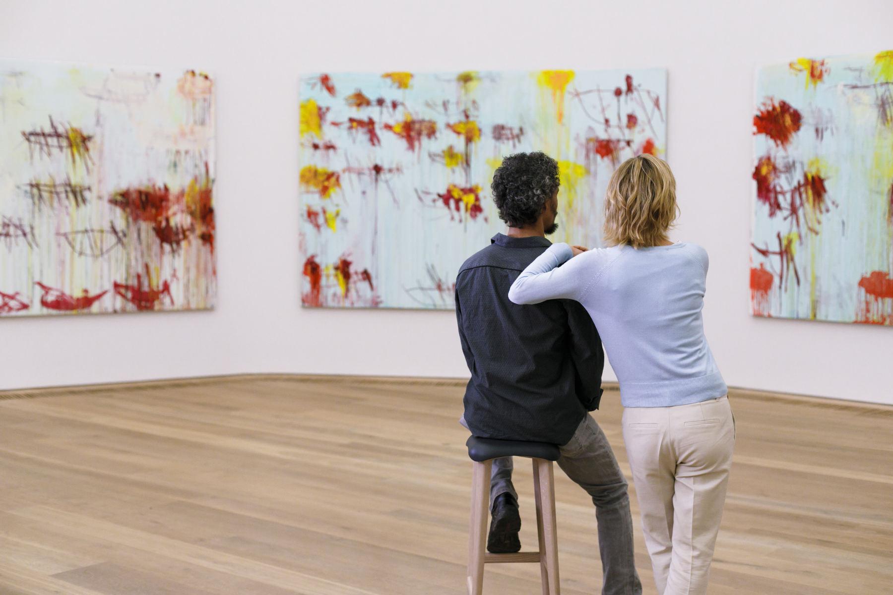 Muenchen Tourismus-Museum Brandhorst-Pinakothek der Moderne-Foto Christian Kasper-1712_96