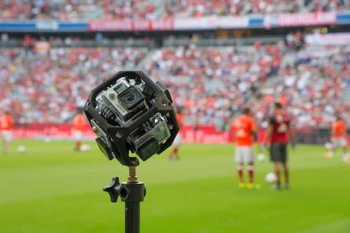 FC Bayern Virtual Reality